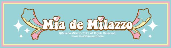 Mia de Milazzo Blog