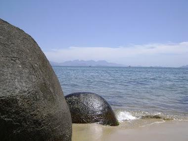 Mar de Ilha Grande