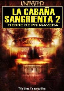 descargar La Cabaña Del Terror 2 – DVDRIP LATINO