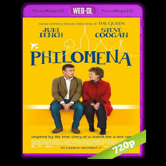 Philomena(2013) Web-Dl 720p Inglés AC3+subs