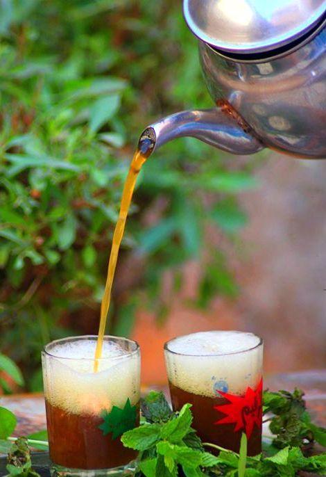الشاي والذوق الرفيع