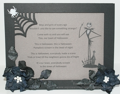 Nightmare Before Christmas Song Lyrics What This