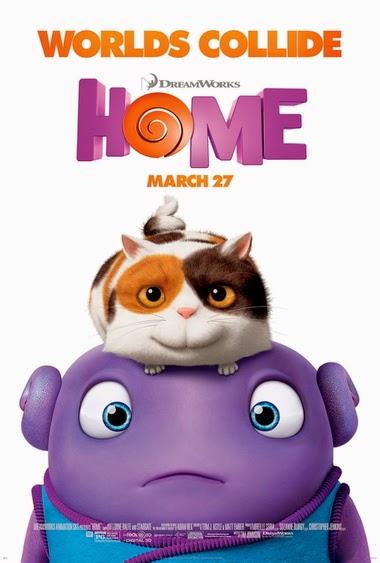 Hành Trình Trở Về (lồng Tiếng) - Home (2015)