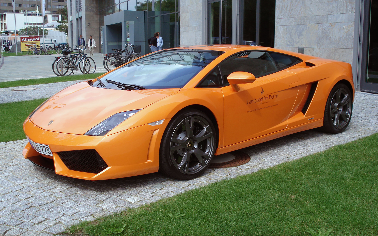 lamborghini gallardo - photo #28