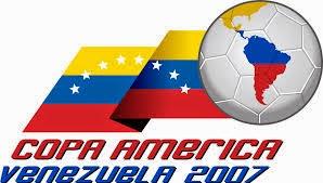 Brazil win 2007 Copa America.