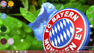 2013 Fc Bayern Munchen Windows 7 Theme