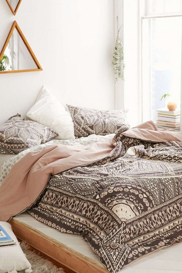 d coration chambre douillette. Black Bedroom Furniture Sets. Home Design Ideas