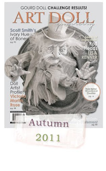 Fall 2011 Issue of Art Doll Quarterly is now available!