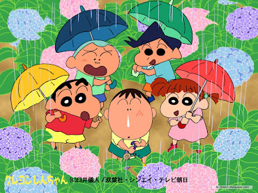 #3 Crayon Shin-chan Wallpaper