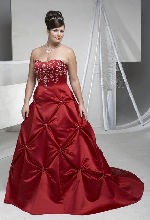 Brautkleider Übergrößen