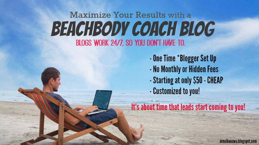 Get a Beachbody Coach Blog!