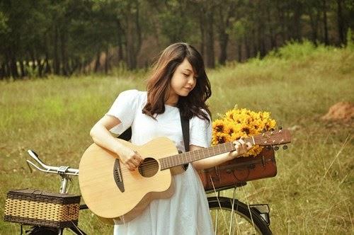 Học guitar để làm sống lại những bản nhạc thiên nhiên