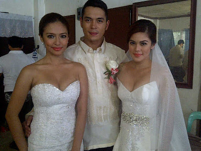 Kung Ako'y Iiwan Mo Finale Episode: Is it Mia or Sarah's Wedding?