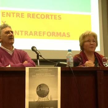 """III Jornadas """" Universidad y compromiso social"""""""