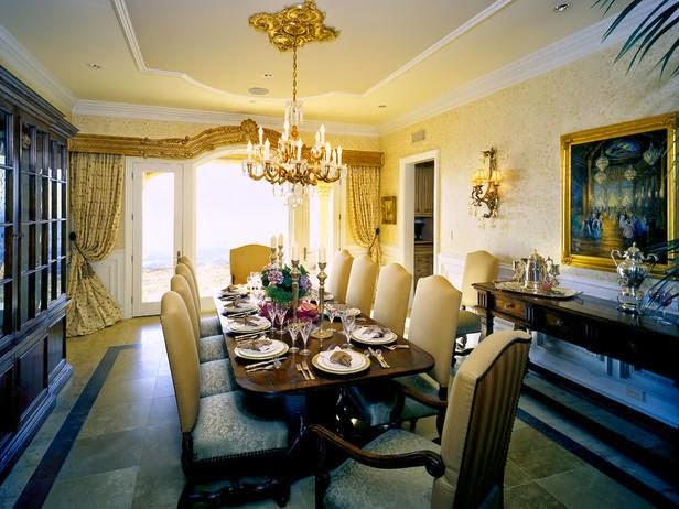 6177 صور تصاميم غرف طعام و ديكورات غرف سفرة مودرن و كلاسيكية