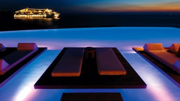 Beautiful infinity pool 27 world designs modern house plans designs 2014 - Infinity swimming pool designs ...