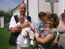 Keresztelőn 2014 augusztus