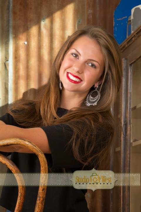 Atascadero High School Senior Photos - Studio 101 West Photography