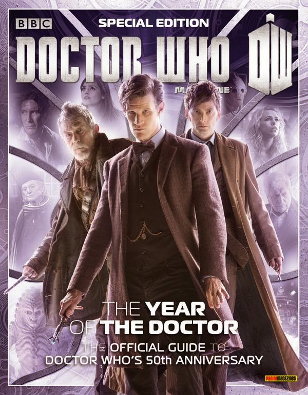 The Year Of The Doctor