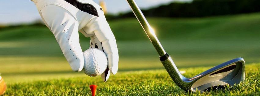 Photo couverture facebook golf