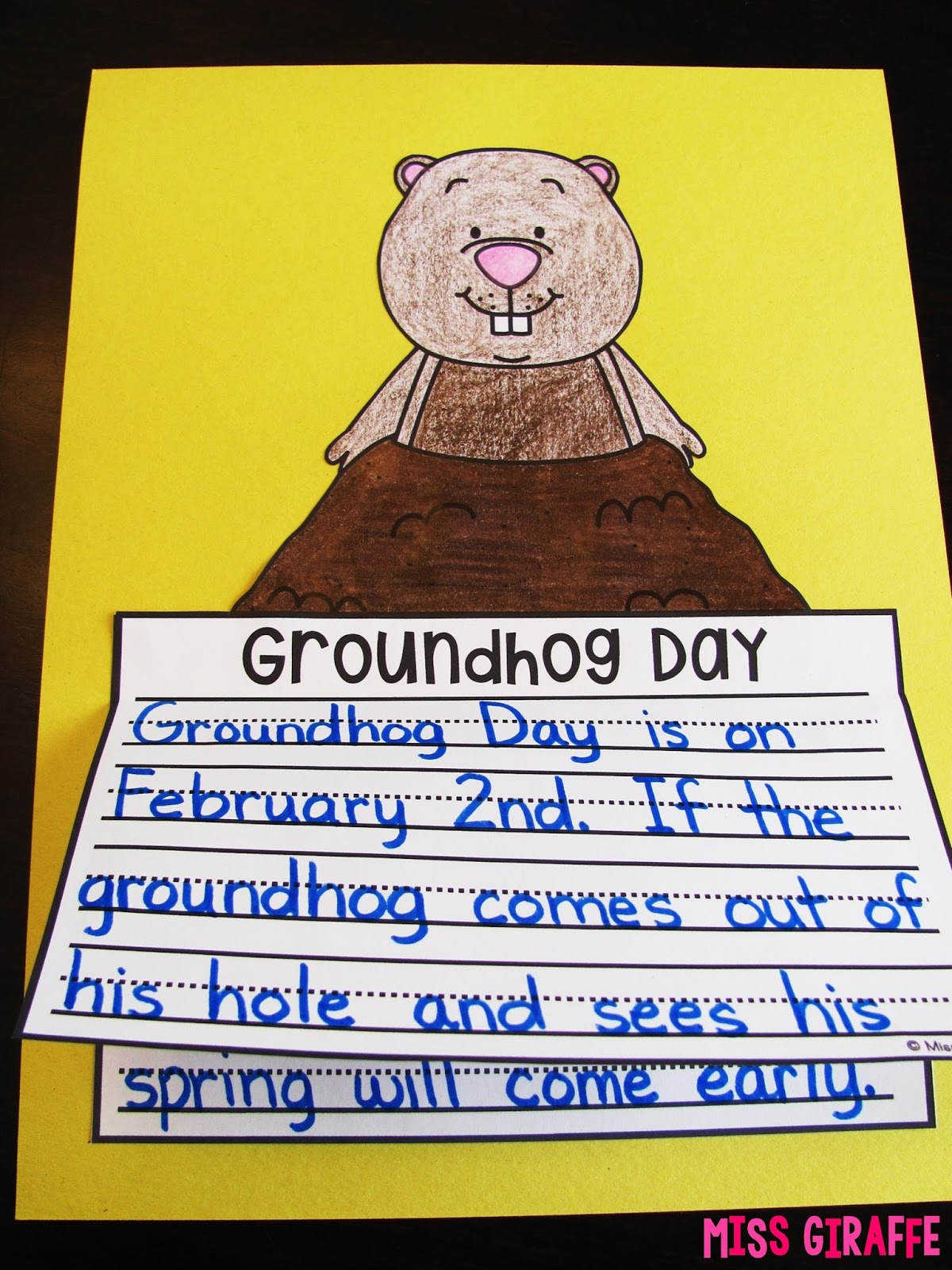 Groundhog Day: 15 Fun Teaching Resources