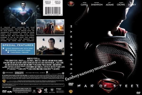 Superman of Steel
