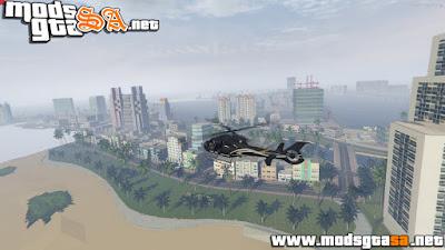 V - Mapa do GTA Vice City para GTA V PC
