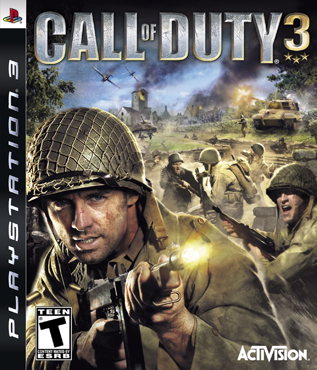 [PS3] Call Of Duty 3 6,5GB - Mediafire - Download Games ...