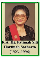 Sosok pahlawan nasional Siti Hartinah