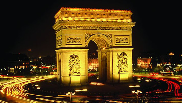 Arc-De-Triomphe-France