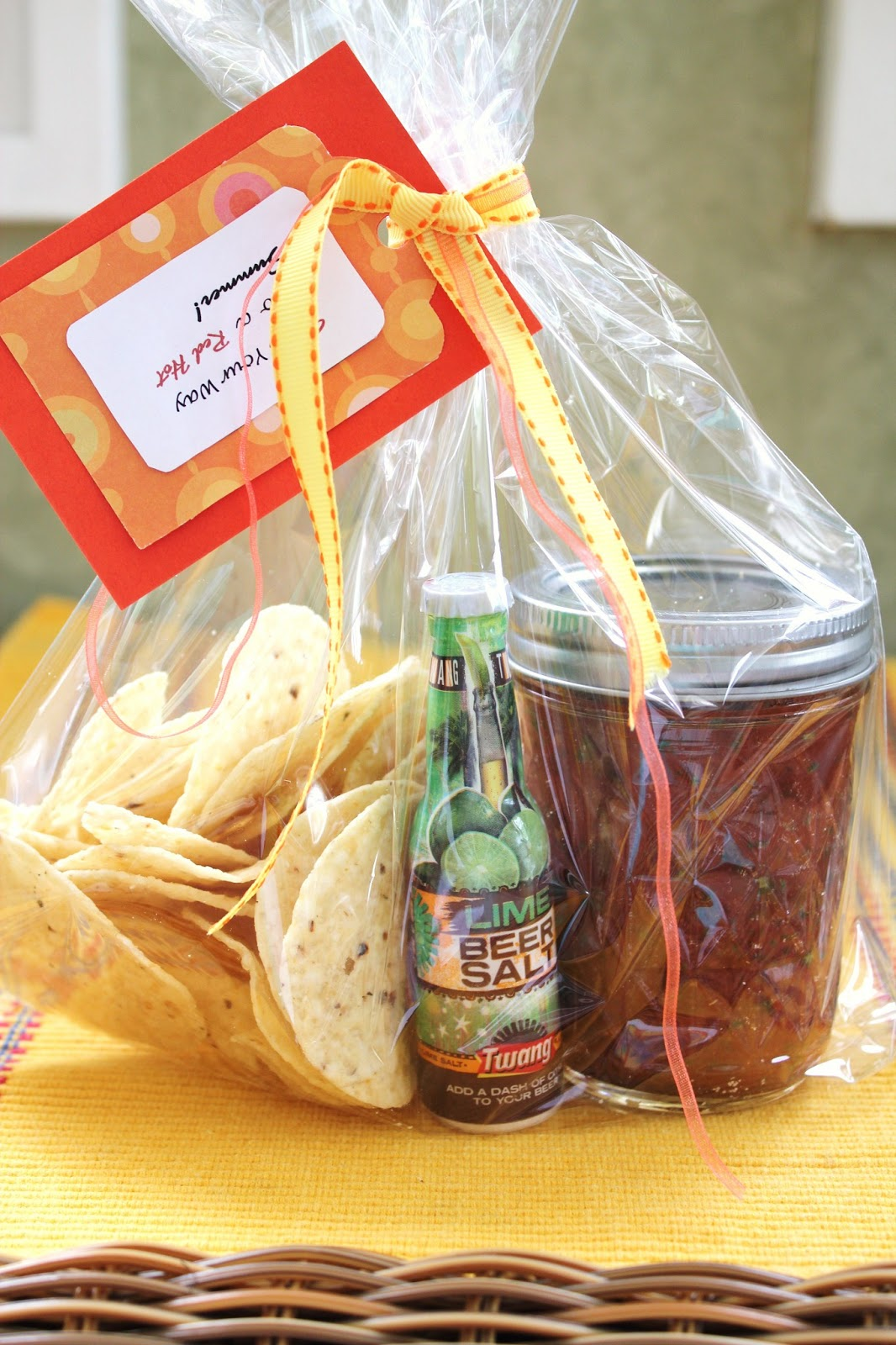 Salsa Lime Beer Salt Some Chips. & The Niewald Kitchen Table : End of the Year Teacher Gifts