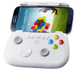 Samsung GamePad, Mudah Main Game di Galaxy S4
