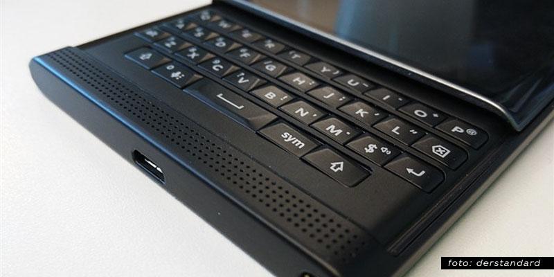 Keyboard BlackBerry Priv