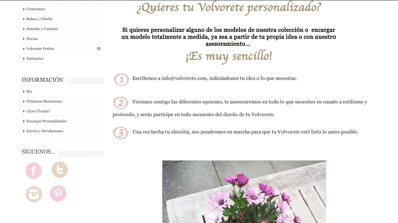 Tocados, tiaras, coronas y complementos personalizados online