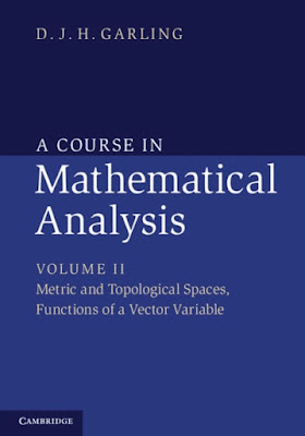 A Course in Mathematical Analysis: Volume 2, Metric and Topological Spaces, Functions of a Vector Variable - Free Ebook Download