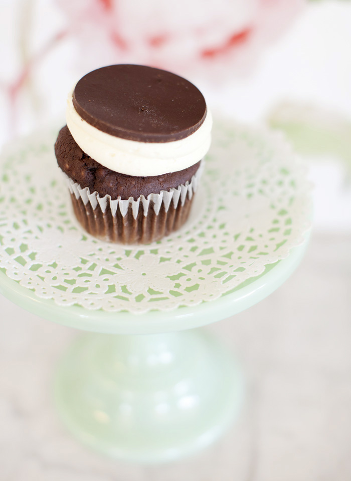 Nanaimo Bar Cupcakes from Butter Baked Goods