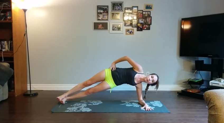 Workout da Semana: Abdominais Yoga