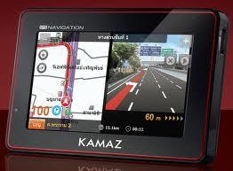 Kamaz 440M กับ SpeedNavi SQ+ซอฟต์แวร์นำทางอัจฉริยะ เวอร์ชั่นใหม่ล่าสุด