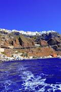 Santorini. Viaje, fotos e historia de una isla volcánica griega. (santorini grecia )