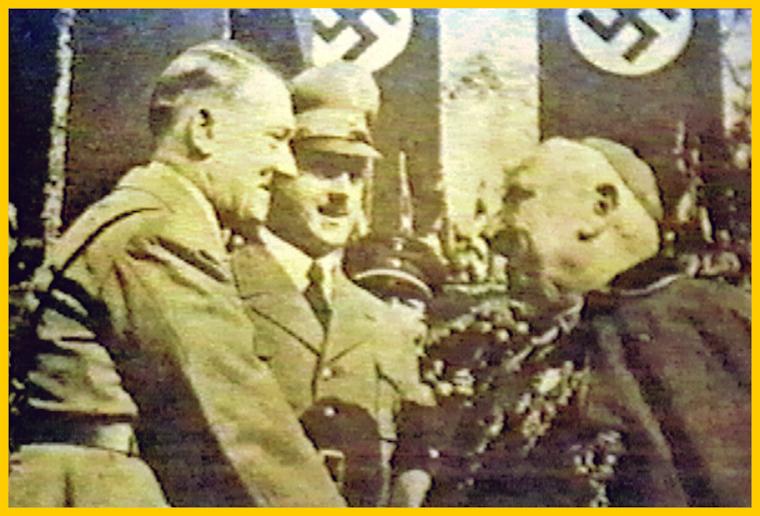 Przedpokoj do Holokaustu: Spotkanie Hitlera z Piusem XI
