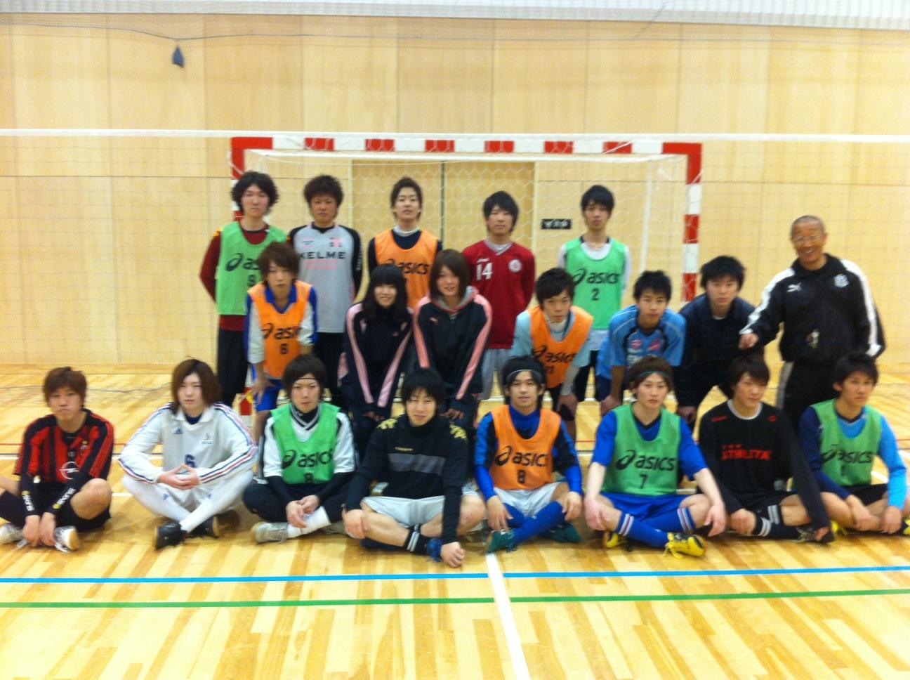 札幌 大学 サッカー 部
