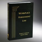 work harassment legal law