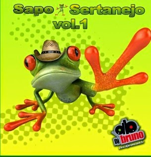 Download Sapo Sertanejo Vol. 1 2014 Baixar CD mp3 2014