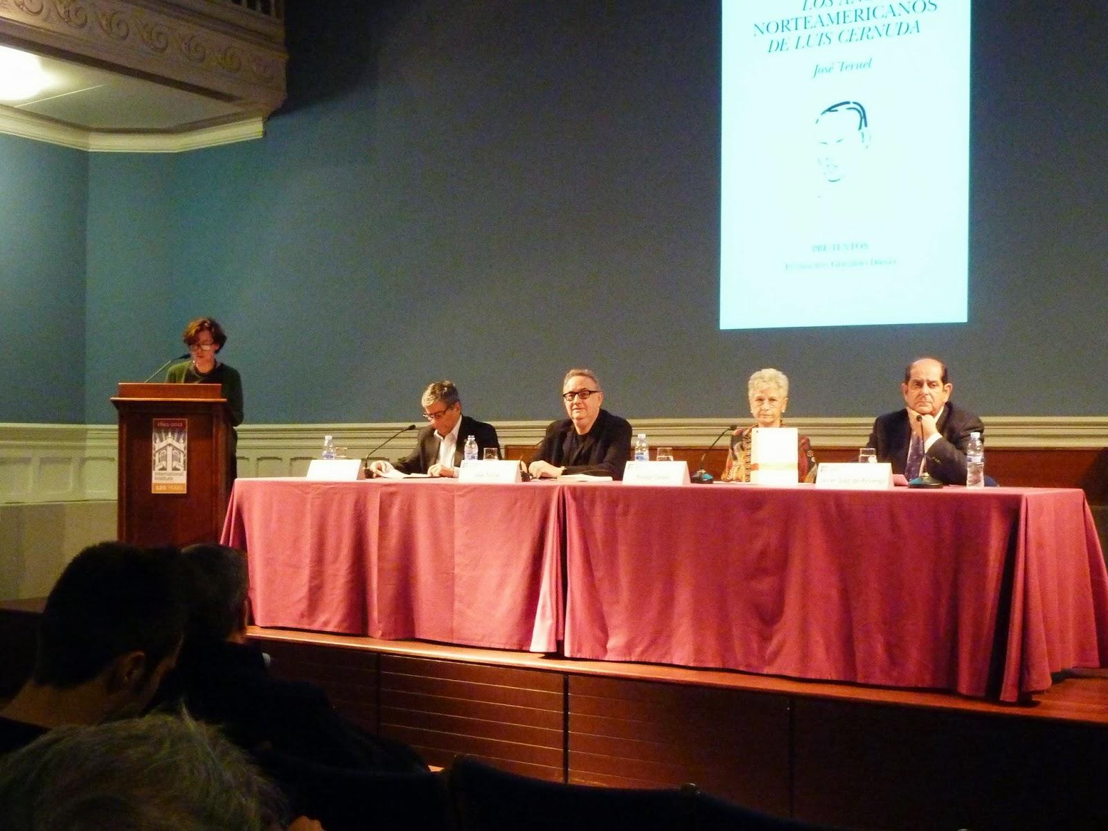 José Teruel - Luis Cernuda - Literaturas Hispánicas