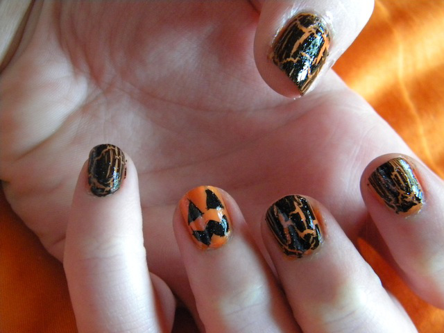 Saints nail designs images nail art and nail design ideas best nail art ideas for halloween 2013 my face hunter best nail art ideas for halloween prinsesfo Choice Image