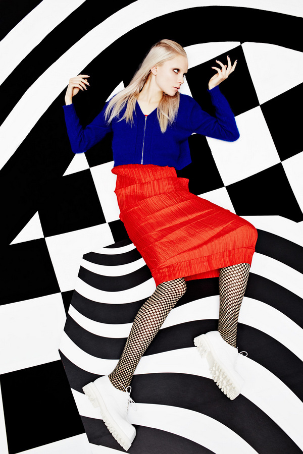 © JUCO Photo (Julia Galdo and Cody Cloud) | Op Art (Schön! Magazine) | Fashion Photography