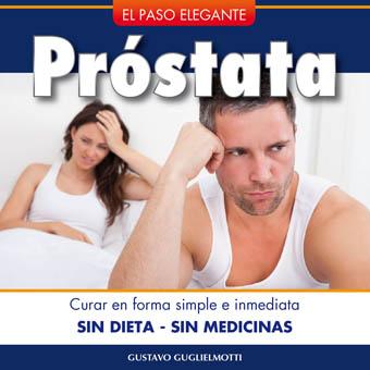 Próstata - Sin dieta y sin medicinas