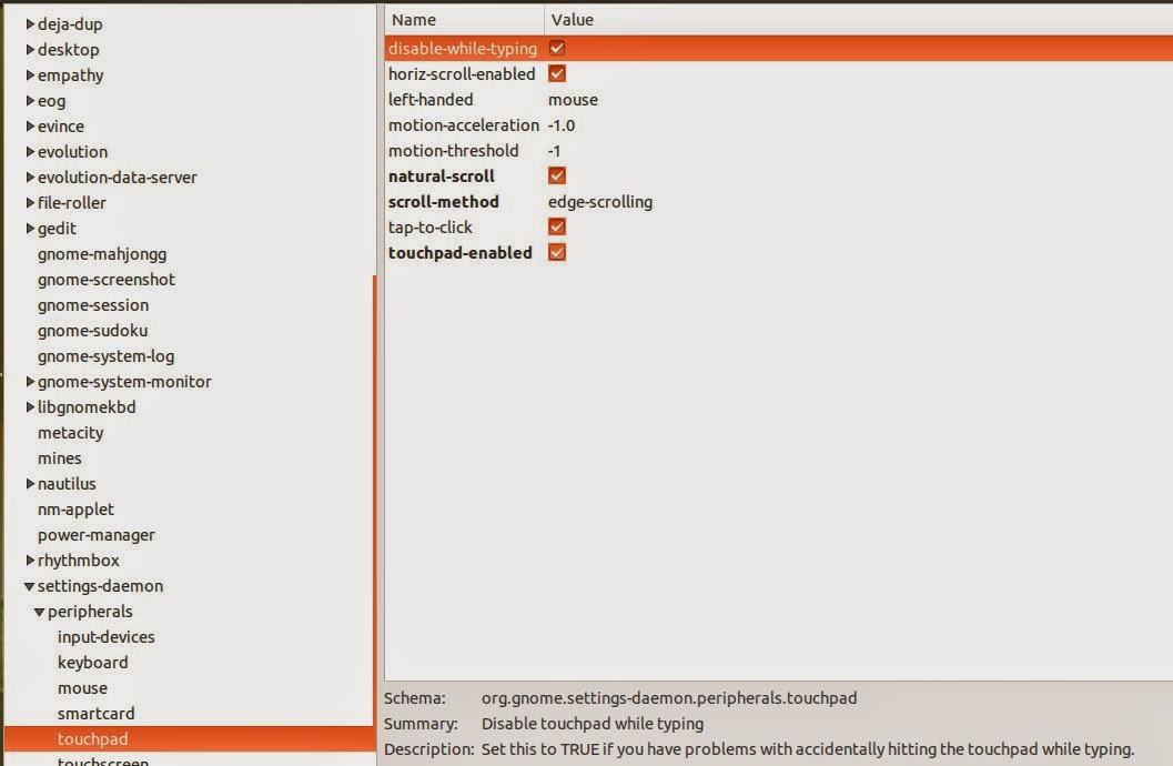 Solusi Touchpad Tidak Berfungsi di Ubuntu