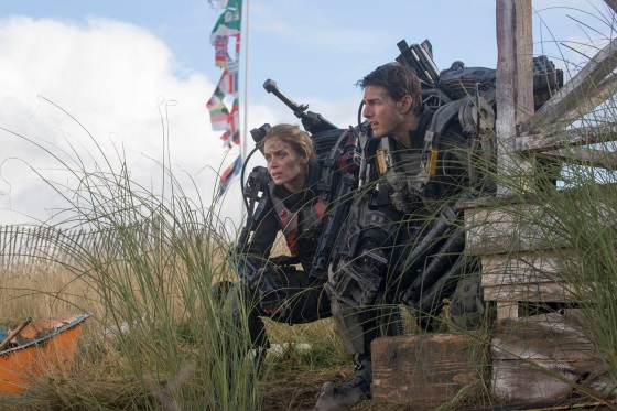 AL FILO DEL MAÑANA (EDGE OF TOMORROW
