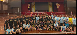 20200301 与吉隆坡华小校长羽球友谊赛